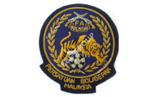 Football Club Hand Embroidered Badge