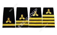 Pilot Rank Slip-on Epaulettes