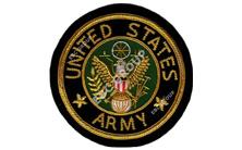 United States Army Blazer Badges