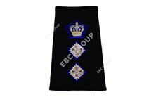 Military Embroidered Epaulettes