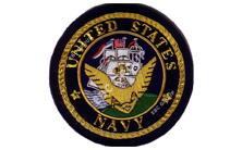 United States Navy Blazer Badges