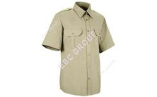 Khaki Guard Uniform